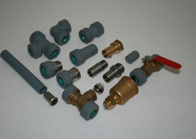 Wasserinstallation, Zubehör, Leitungszubehör